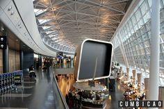 Cumbicão: Dicas da Suíça - Zurich Airport: um dos 10 melhores aeroportos do mundo.