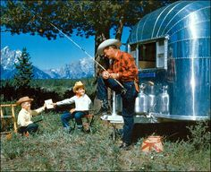 I think from the 1965 era, shot in the Tetons. Nice!