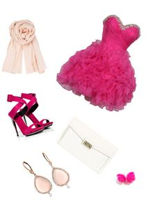 """""""simple night out"""" by cupcakeige ❤ liked on Polyvore"""