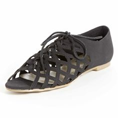 Ivy Shoes by neuaura | Ethical Ocean.  I just got these and I LOVE them.
