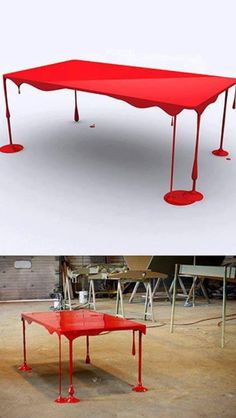 Very cool #paint #table
