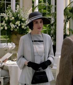 Michelle Dockery as Lady Mary Crawley in Downton Abbey (TV Series, Lady Mary Crawley, Downton Abbey Costumes, Downton Abbey Fashion, Dame Mary, Vintage Outfits, Vintage Fashion, 20s Fashion, Michelle Dockery, Mode Vintage