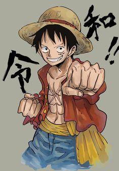 One Piece Manga, One Piece Drawing, One Piece Ace, One Piece Fanart, One Piece Luffy, One Piece Comic, Fanarts Anime, Anime Characters, Luffy Gear 4