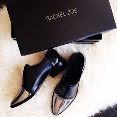 rachel zoe Raven oxfords