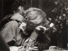 "kafkasapartment: "" Untitled (the Couple at La Methode), 1960's. Christer Strömholm. Gelatin silver print """
