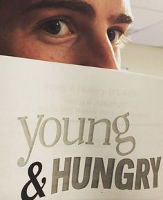 """Gregg's new gig!Gregg Sulkin is set to appear onthe TV show Young and Hungry and he couldn't be more excited! He took to Instagram to release the news with the caption """"Excited to jump on board"""". There is no word what role he will playbut we are so excited to see him on the show! Instagram: @greggsulkin Twitter: @greggsulkin Photo: Gregg Sulkin/Instagram"""