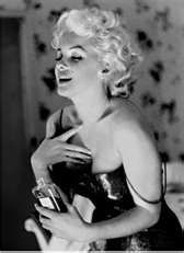 Despite the fact that Marilyn was often portrayed as a Dumb Blonde - she was in fact very well read and very articulate!