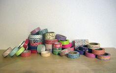 Scrapbookingitalia: ABC dello scrap: W come Washi tape Project Life, Washi Tape, Cardmaking, Scrapbooking, Paper, Projects, Cards, Ideas, Log Projects