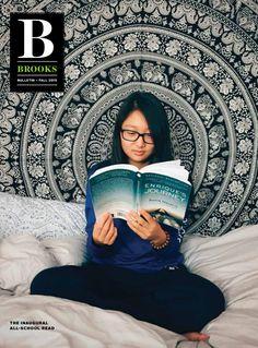 Gold winner, Independent School Magazines: Brooks School
