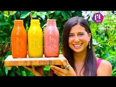 Easy FullyRaw Juice & Smoothie Recipes! - Best New - http://www.bestrecipetube.com/easy-fullyraw-juice-smoothie-recipes-best-new/