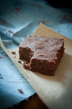 Chocolate Brownies - http://www.pindandy.com/pin/945/ | Brownies ...