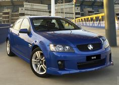 2006 Holden VE Commodore SV6