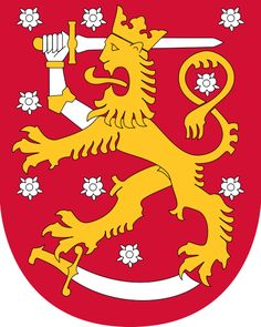 Finnish coat of arms