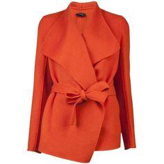 JOSEPH Lisa fitted jacket ($945) ❤ liked on Polyvore
