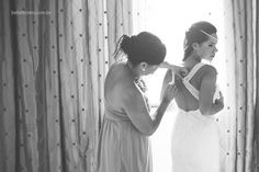 Making of - bride, noiva, vestido, brides dress