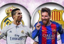 Cuplikan Gol Real Madrid 2-3 Barcelona 24 April 2017