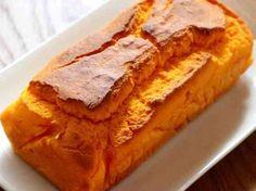 乳・小麦不使用オリーブオイルと人参ケーキの画像