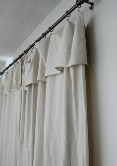 6 Astonishing Useful Tips: Shabby Chic Curtains Bed Canopies ikea curtains flowers.Shabby Chic Burlap Curtains how to make curtains without sewing. Ikea Curtains, Bedroom Curtains With Blinds, Pergola Curtains, Drop Cloth Curtains, White Curtains, Nursery Curtains, Patterned Curtains, Short Curtains, Outdoor Curtains