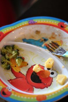Toddler Food and Picky Eaters