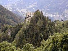 Burg Berneck (Tirol) - Tyrol, Austria