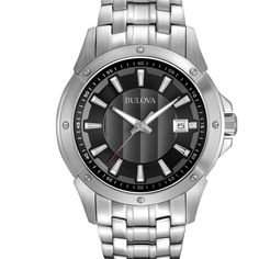 Bulova Men's Watch from the classic collection available at Savoy's Jewellers!