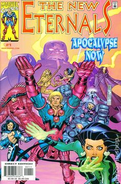 New Eternals Apocalypse Now (1999) 1