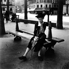 """Sulpice, 1947 - Gelatin silver print """"The twentieth century French photographer Edouard Boubat celebrated his passion for photography through the beauty, the simplicity and. Robert Doisneau, Sabine Weiss, New York City, Willy Ronis, Pray For Paris, Korea, Magical Images, Become A Photographer, Black And White City"""