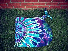Ready To Ship Tie Dye Sarong by ShannasTieDye on Etsy, $28.00