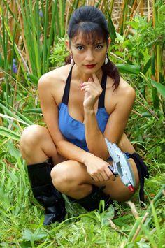 Spock Tribute. Star Trek. Cosplayer: Ivette Maldonado 'akas' Ivy,Ivy95. From: Puerto Rico. Residence: Florida, US. . Photo: MC Illusion, 2013.