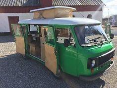 Fiat 238E, 1979, km 55000, 1300 kg egenvægt, 3 sengepladser