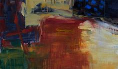 Handmade pittura contemporanea Extra-Large Abstract enorme