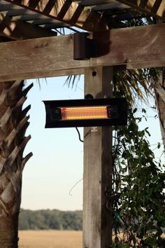 FireSense Wall Mounted Patio Heater