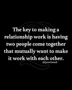 """Love   Relationship Life Coach on Instagram: """"When you actually try to make a relationship work, it does but you just have to make sure that's the person you want to make it work with.…"""""""