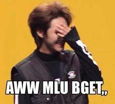 K Meme, Funny Kpop Memes, Meme Faces, Funny Faces, Reading Meme, Drama Memes, Funny Boy, Quality Memes, Good Jokes