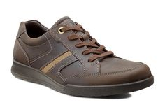 Ecco Transporter Mens Lace Up Casual Shoe 503614-58215 - Robin Elt Shoes  http://www.robineltshoes.co.uk/store/search/brand/Ecco-Mens/ #Autumn #Winter #AW14 #2014