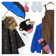 """It's raining cats and dogs!"" by laste-co ❤ liked on Polyvore featuring I Love Mr. Mittens, ShedRain, Marni, Saks Fifth Avenue, Joules, Burberry, O-Newe, Barbour and STELLA McCARTNEY"
