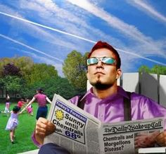 "Killing Us Slowly With ""CHEM-TRAILS"" ~ RiseEarth"