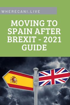 Are you a British citizen and want to move to Spain? Here is how you do it now that Brexit is a reality. #brexit #Spain #moveabroad #expat via @wherecanilive Work Abroad, Study Abroad, Uk Pension, Getting A Passport, European Union Members, Immigrant Visa, British Passport, Work Visa