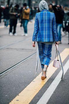 Milan Fashion Week Street Style Trends