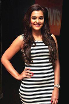 Nazia Hussain at Red FM SuperSinger contest