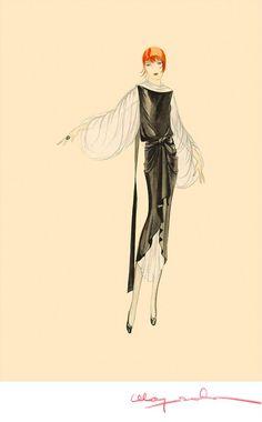 Dean Rhys Morgan Works on Paper - Artist Prints - Majeska. 1929