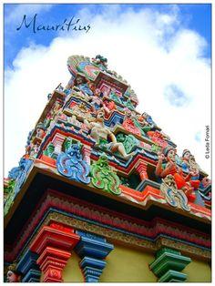 Mauritius: Tamil Temple