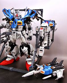 PG 1/60 RX-78 Gundam GP01/FB - Painted Build   Modeled by livse1