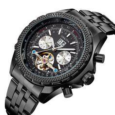 Watches Provided New Orkina Casual Men Watches Brand Luxury Mesh Strap Man Dress Wrist Watch Male Sport Quartz-watch Clocks Relogio Masculino Numerous In Variety