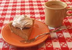 Persimmon Pie - It's persimmon season.  I'm gonna have to try this.