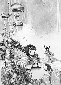 """""""Little Eden"""" by A. Nguyen"""