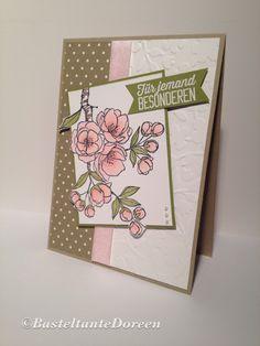 Freshly Made Sketches 173 mit Stampin up Frohe Osterbotschaft in Savanne,Olivgrün und Zartrosa,Mix Marker, Frühjahr- Sommerkatalog 2015