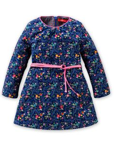 Take a look at the Oilily Blue Dolce Dress - Infant & Toddler on today! Little Fashion, Cute Fashion, Kids Fashion, Kids Outfits Girls, Girl Outfits, Fashion Outfits, Sweet Dress, Sewing For Kids, Kids Wear