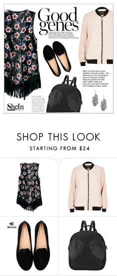 """""""Sheinside"""" by water-polo ❤ liked on Polyvore featuring River Island, vintage, Sheinside and polyvoreeditorial"""