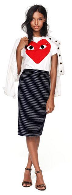 Heart to wear. Like it!